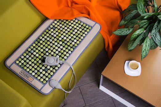 Чем полезен нефритовый коврик?