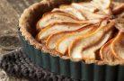 Грушевый тарт — отличный вариант для праздника