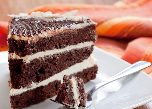Чорний принц — простий, але дуже смачний торт