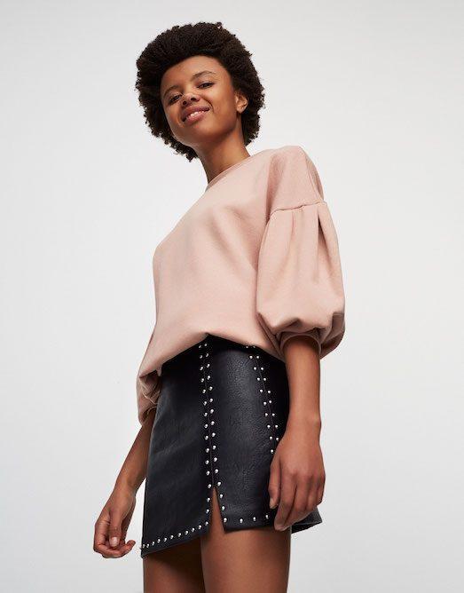 Короткая кожаная юбка — стильно или вульгарно?