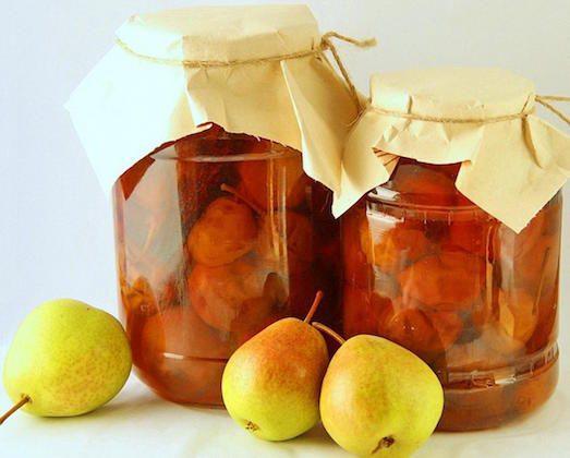 Секреты приготовления невероятного варенья из груш
