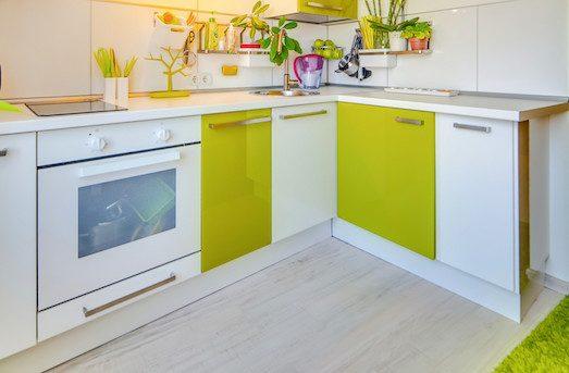 Плюсы и минусы кухни белого цвета