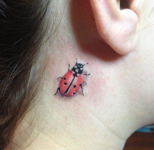 Татуировки для девушек. Фото татуировок 54
