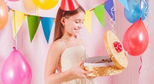 Что подарить десятилетнему ребенку на праздник?