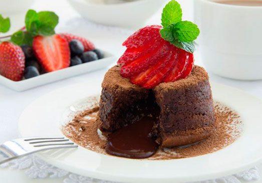 Фондан — десерт, который покоряет сердца