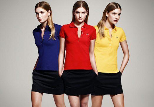 Стильные варианты футболки поло