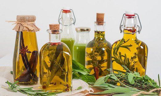 Как ароматизировать масло?