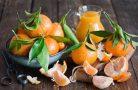 Полезные свойства кожуры и листьев мандаринов