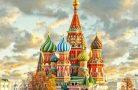 Топ 10 самых больших городов в России
