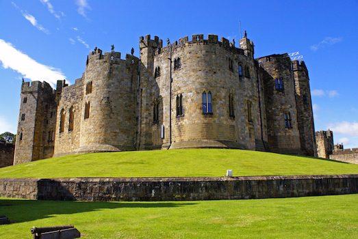 Найцікавіші замки в Англії