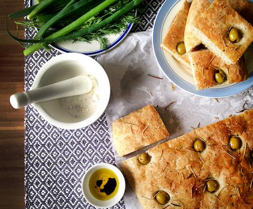 Фоккача — відмінне блюдо італійської кухні