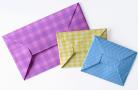 Оригинальные конверты для денег своими руками