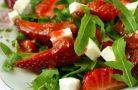 Оригинальные и полезные салаты с руколой