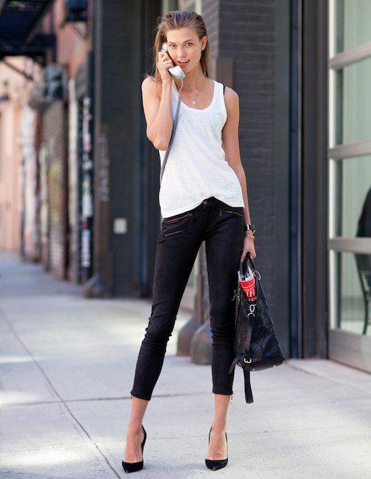 3803588514c Чёрные джинсы – универсальный must have