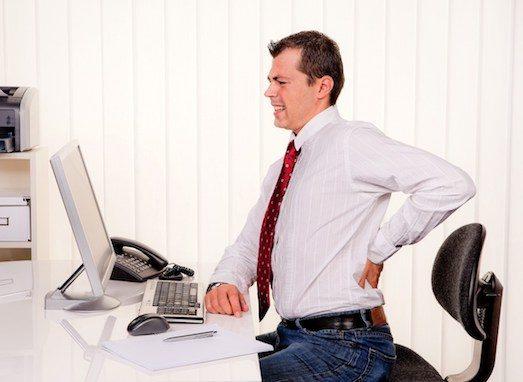 как похудеть если сидячая работа