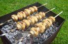 Рецепт простых и вкусных блюд на костре