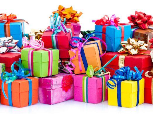 Что просят в подарок на день рождения