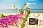 Как организовать шикарную свадьбу на острове?