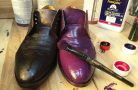 Эффективные способы окрашивания обуви