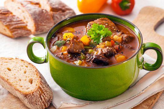 П'ять смачних супів для зими