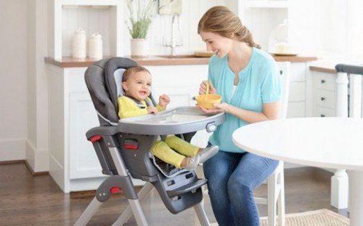 Как выбрать стульчики для кормления