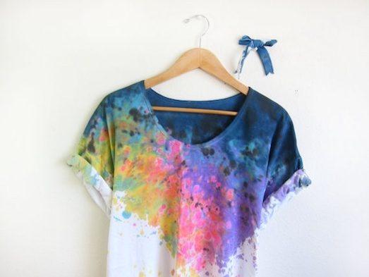 Яким чином можна пофарбувати тканину?