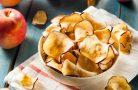 Чипсы из фруктов — простое и полезное угощение