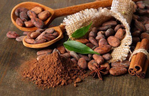 Что можно сделать из какао бобов 477