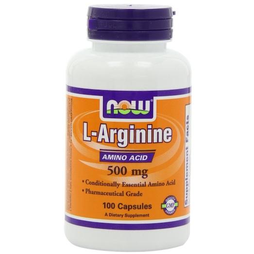 L аргинин польза