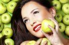 Чем полезны яблочные маски для лица?