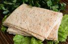 Бездрожжевой лаваш — секреты приготовления и блюда