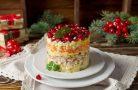 Какие салаты можно приготовить на Новый год 2019?
