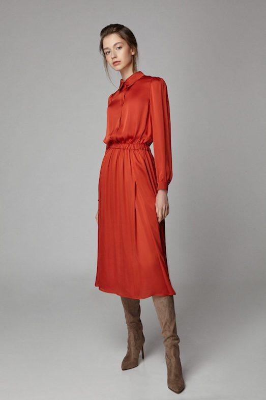 Топ 10 способов носить одежду террактового цвета