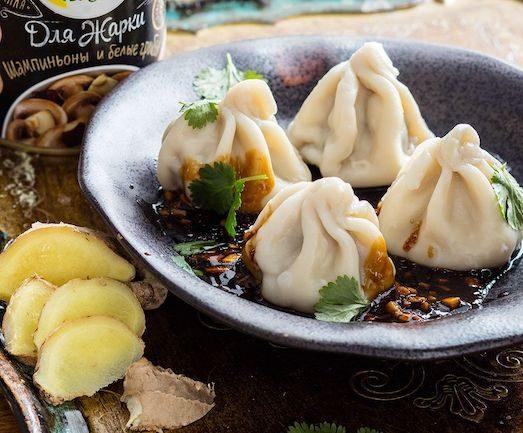 Рецепт приготовления китайских пельменей