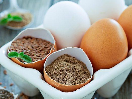Чем заменить яйца в рецептах?