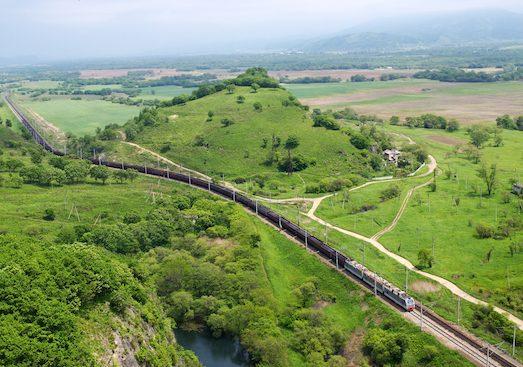 10 самых красивых железнодорожных маршрутов дорог