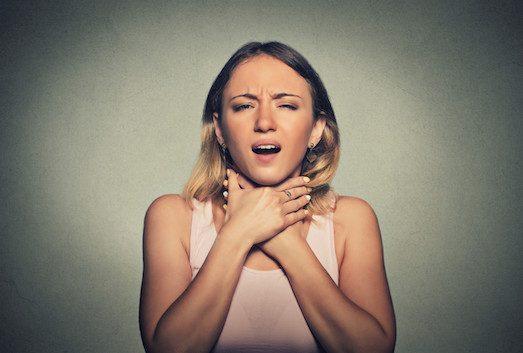 Как распознать анафилактический шок?