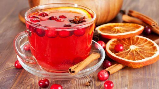 Безалкогольный глинтвейн — вкусный и безопасный напиток