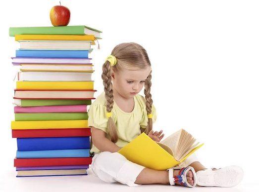 Десять самых популярных детских книг