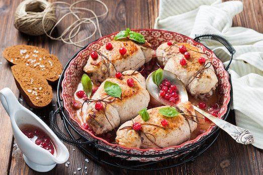Что вкусное можно приготовить из клюквы?