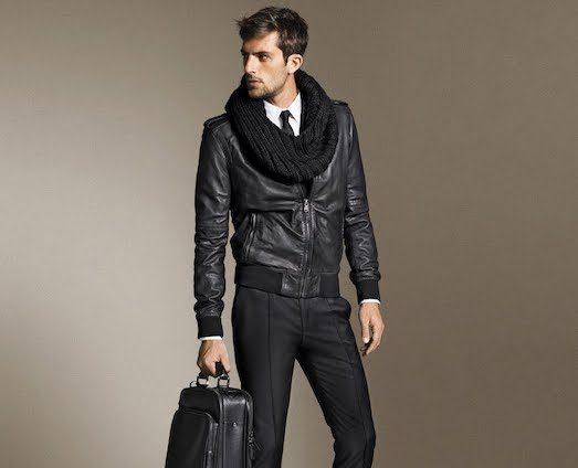 Самые модные варианты мужских курток