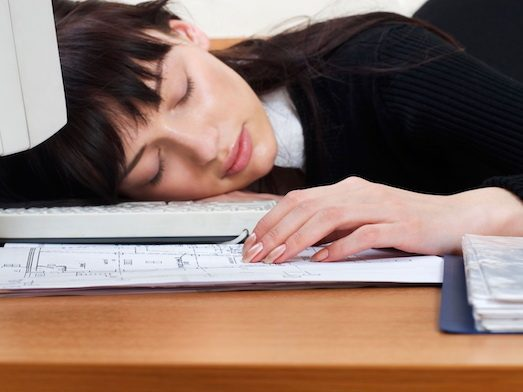 Как не заснуть, если хочется спать?