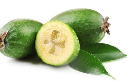 Полезные свойства экзотического фрукта фейхоа
