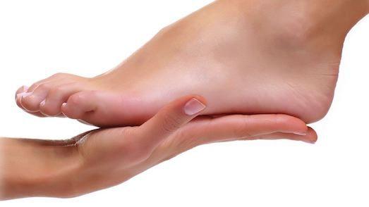 Почему кожа на ступнях грубая?