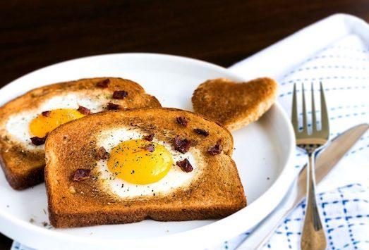 Французские тосты — отличные идеи для завтрака