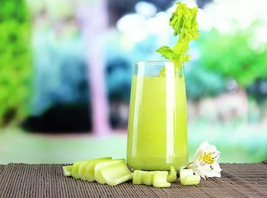 Чем полезен сок сельдерея?