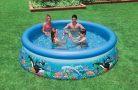 Альтернатива речке — детский бассейн