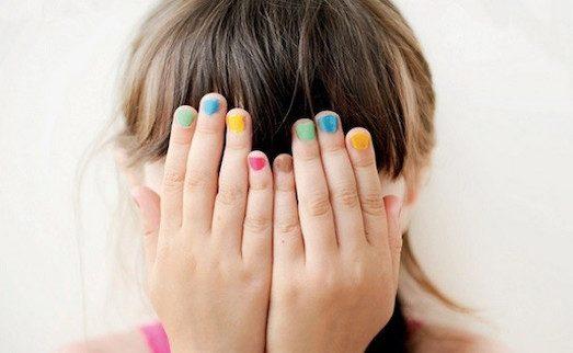 Как правильно делать детский маникюр?