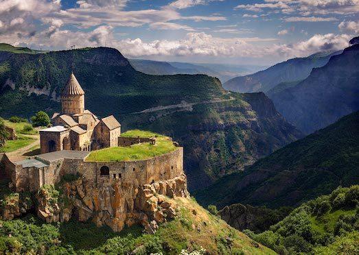 Армения - страна, которая вас покорит