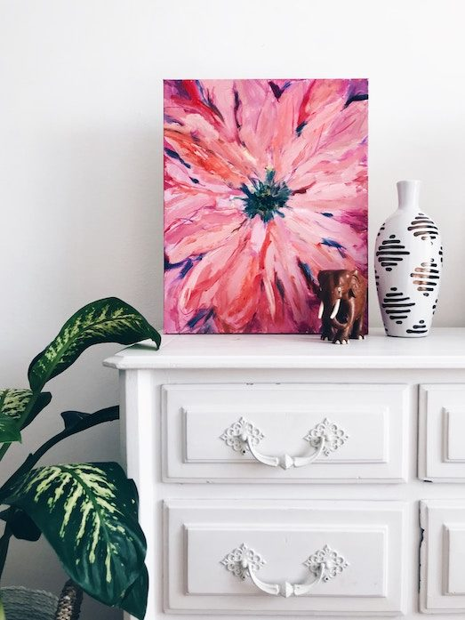 Какие цветы идеальны для лофт стиля?